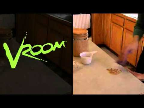 Vroom Central Vacuum Challenge - Kitchen Sugar