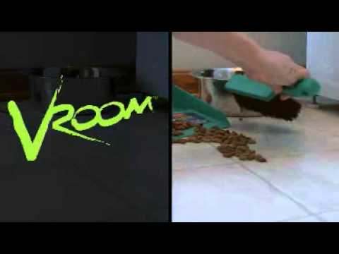 Vroom Central Vacuum Challenge - Dog Food